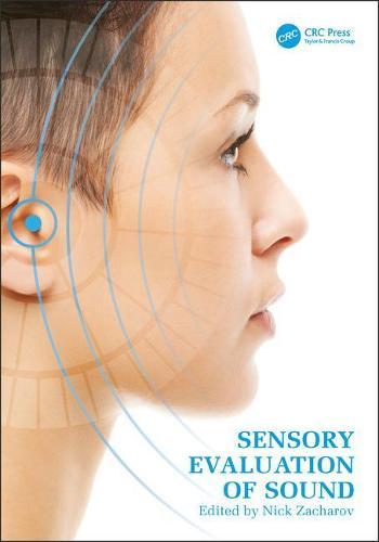 Sensory Evaluation of Sound (Hardback)