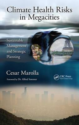 Climate Health Risks in Megacities: Sustainable Management and Strategic Planning (Hardback)