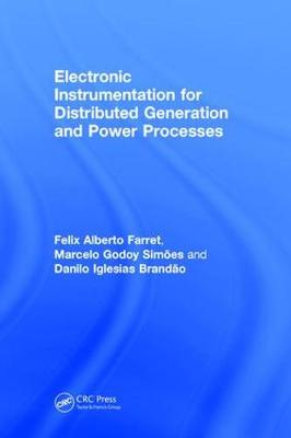Electronic Instrumentation for Distributed Generation and Power Processes (Hardback)