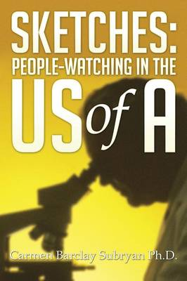 Sketches: People-Watching in the U S of a (Paperback)