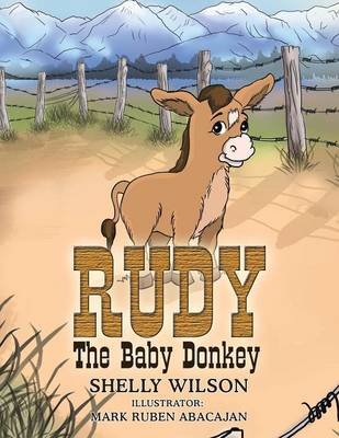 Rudy the Baby Donkey (Paperback)