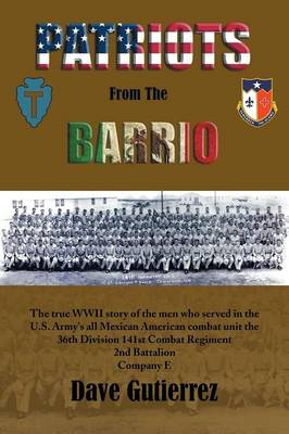 Patriots from the Barrio (Paperback)