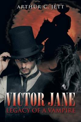 Victor Jane Legacy of a Vampire (Paperback)