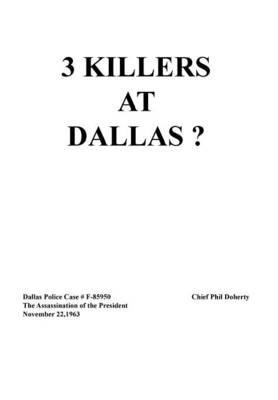 3 Killers at Dallas (Hardback)