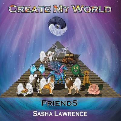 """create My World"" Friends! (Paperback)"