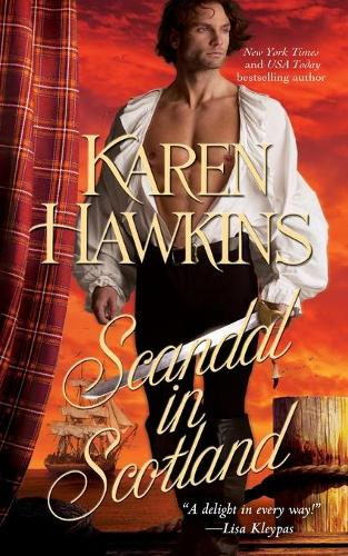 Scandal in Scotland - The Hurst Amulet 2 (Paperback)