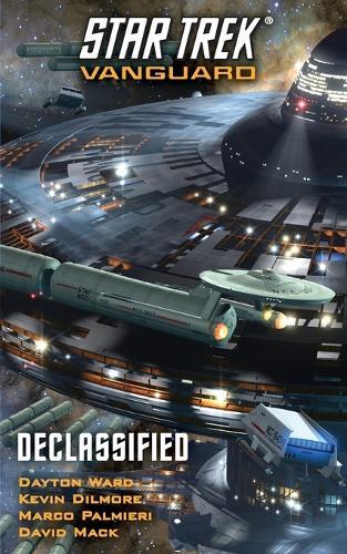 Vanguard: Declassified - Star Trek: The Original Series (Paperback)