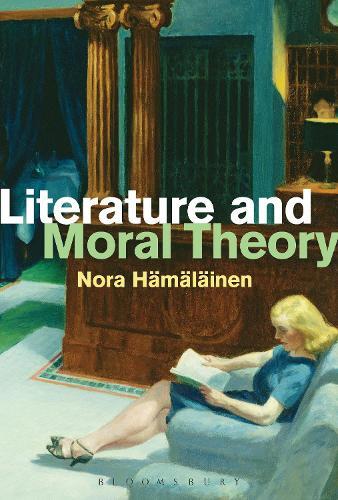 Literature and Moral Theory (Hardback)