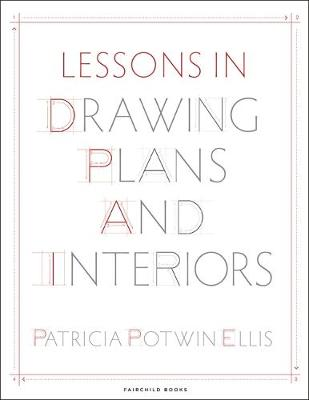 Lessons in Drawing Plans and Interiors: Studio Instant Access (Paperback)
