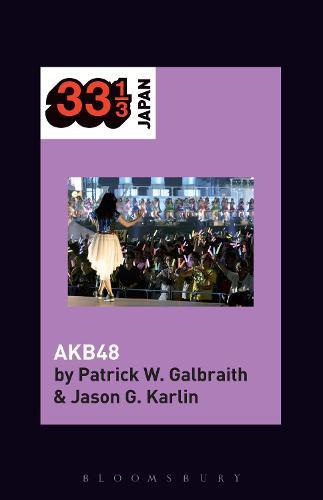 AKB48 - 33 1/3 Japan (Hardback)