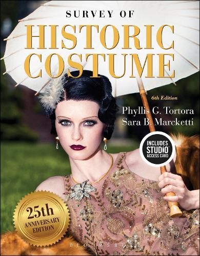 Survey of Historic Costume: Bundle Book + Studio Access Card