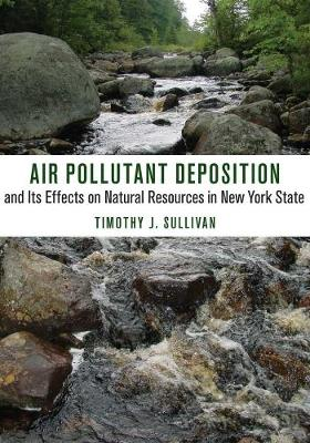 Air Pollutant Deposition and Its Effects on Natural Resources in New York State (Hardback)