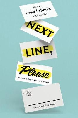 Next Line, Please: Prompts to Inspire Poets and Writers (Paperback)