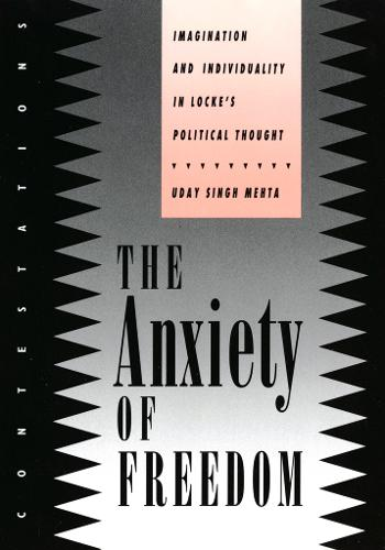The Anxiety of Freedom: Imagination and Individuality in Locke's Political Thought (Paperback)