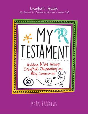 My Testament Leader's Guide Volume Two (Paperback)