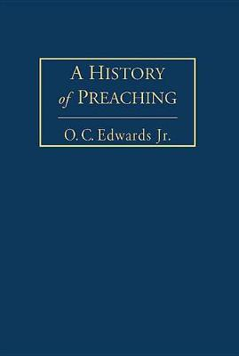 A History of Preaching Volume 2 (Hardback)