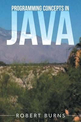 Programming Concepts in Java (Paperback)