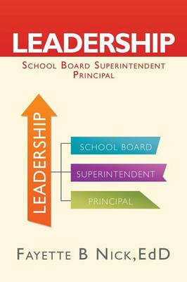 Leadership: School Board Superintendent Principal (Paperback)