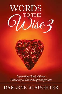 Words to the Wise 3: Inspirational Book of Poems Pertaining to God and Life's Experience (Paperback)