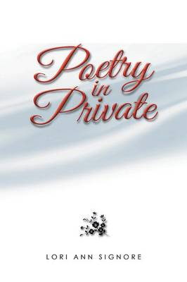 Poetry in Private (Paperback)