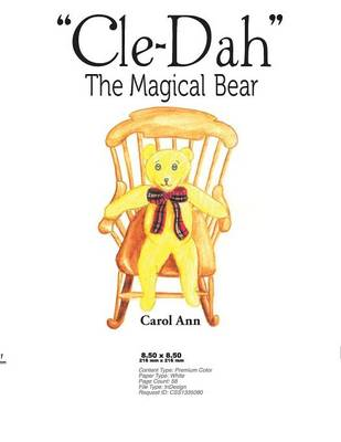 Cle-Dah: The Magical Bear (Paperback)