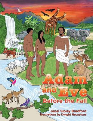 Adam and Eve: Before the Fall (Paperback)
