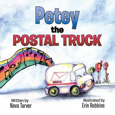 Petey the Postal Truck (Paperback)