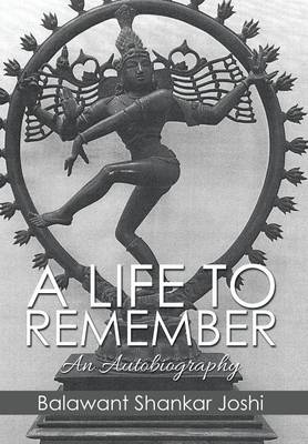 A Life to Remember: An Autobiography (Hardback)