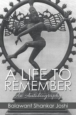 A Life to Remember: An Autobiography (Paperback)