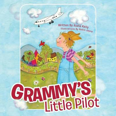 Grammy's Little Pilot (Paperback)