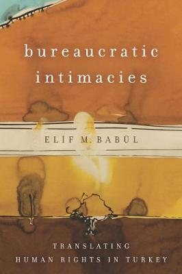Bureaucratic Intimacies: Translating Human Rights in Turkey - Stanford Studies in Middle Eastern and Islamic Societies and Cultures (Hardback)
