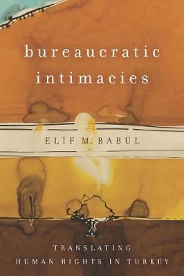 Bureaucratic Intimacies: Translating Human Rights in Turkey - Stanford Studies in Middle Eastern and Islamic Societies and Cultures (Paperback)