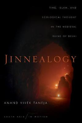 Jinnealogy: Time, Islam, and Ecological Thought in the Medieval Ruins of Delhi - South Asia in Motion (Paperback)