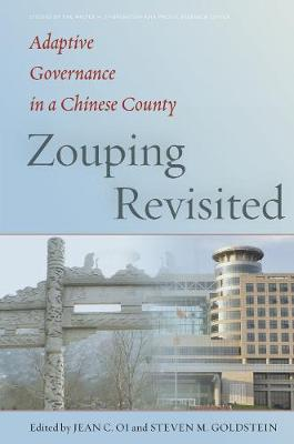 Zouping Revisited: Adaptive Governance in a Chinese County - Studies of the Walter H. Shorenstein Asia-Pacific Research Center (Hardback)