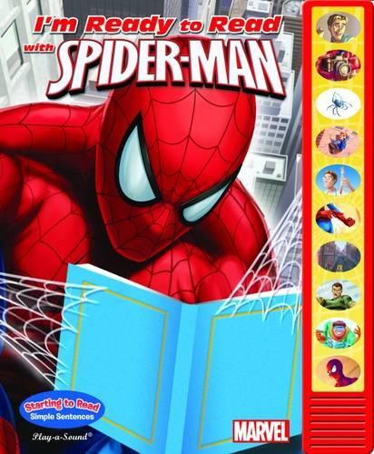 Spiderman Im Ready to Read (Hardback)