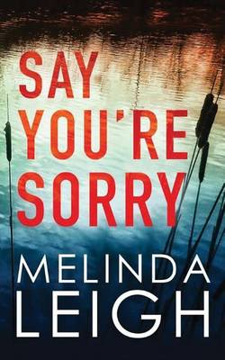 Say You're Sorry - Morgan Dane 1 (Paperback)