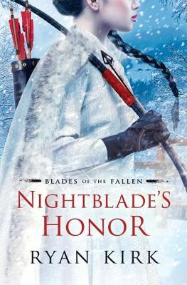 Nightblade's Honor - Blades of the Fallen 2 (Paperback)