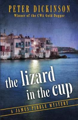 The Lizard in the Cup - The James Pibble Mysteries 5 (Paperback)