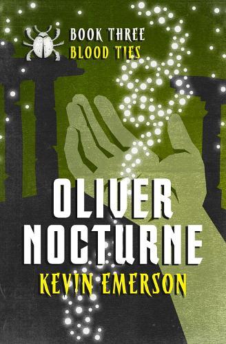 Blood Ties - Oliver Nocturne 3 (Paperback)