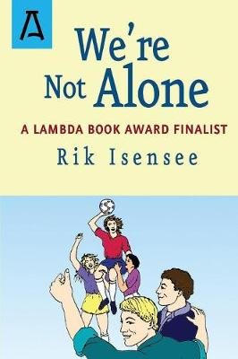 We're Not Alone (Paperback)
