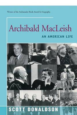 Archibald MacLeish: An American Life (Paperback)