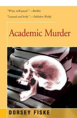 Academic Murder (Paperback)