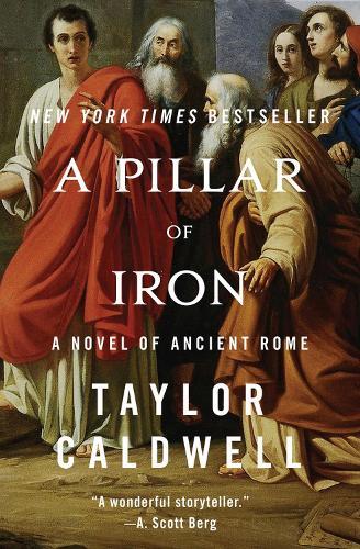A Pillar of Iron: A Novel of Ancient Rome (Paperback)