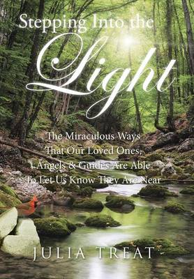 Stepping Into the Light: The Miraculous Ways That Our Loved Ones, Angels & Guides Are Able to Let Us Know They Are Near (Hardback)