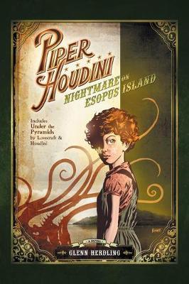 Piper Houdini Nightmare on Esopus Island (Paperback)