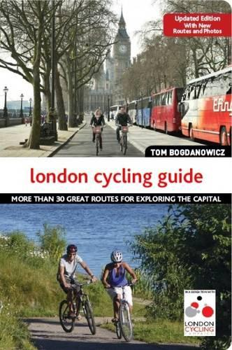 London Cycling Guide, Rev Edn (Paperback)