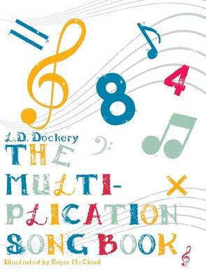 The Multiplication Song Book (Hardback)