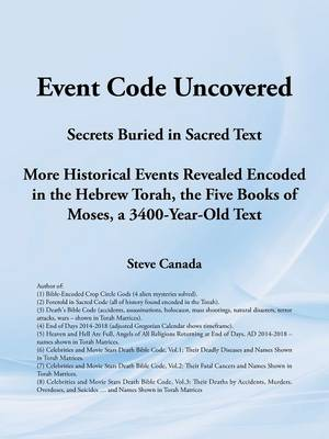 Event Code Uncovered: Secrets Buried in Sacred Text (Paperback)
