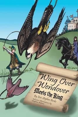 Wing Over Wendover Meets the King (Paperback)