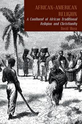 African-American Religion: A Confluent of African Traditional Religion and Christianity (Paperback)